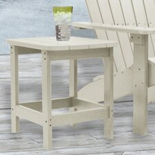 <strong>Carolina Cottage</strong> Laguna Adirondack Side Table
