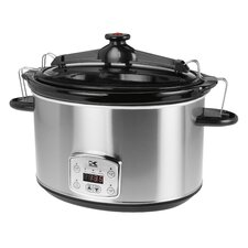 8-Quart Digital Slow Cooker