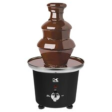 Cascading Chocolate Fondue Fountain