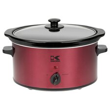 3.5-Quart Slow Cooker
