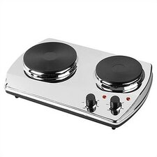1400 Watt Double Cooking Plate