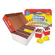 Classic Colors Crayons (52 Packs)