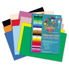<strong>Roselle</strong> 12 x 18 Heavyweight Construction Paper (50 Pack)