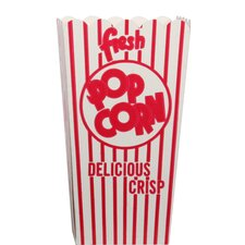 Open-Top Popcorn Box (Set of 100)