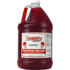 <strong>Snappy Popcorn</strong> 1 Gallon Snow Cone Syrup