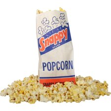 <strong>Snappy Popcorn</strong> Snappy #1 Popcorn Sack (Set of 1000)