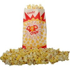 Burst Design Popcorn Bag (Set of 50)