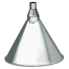 "7"" Steel Galvanized Funnel"