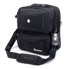 <strong>Slappa</strong> BulkHead 4-in-1 Laptop Bag