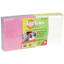 EcoTowel Reusable Cloth 20 Count