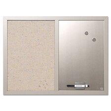 """Combo 1' 6"""" x 2' Bulletin Board"""