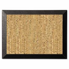 <strong>Mastervision</strong> Natural Cork Bulletin Board