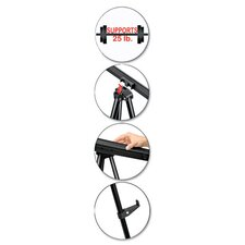 Telescoping Tripod Display Easel