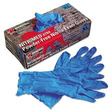 Nitri-Med Disposable Nitrile Gloves