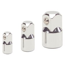 3 Piece Ratchet Adapter Set