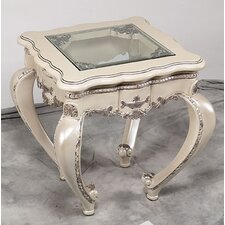 <strong>Benetti's Italia</strong> Cristaldo End Table