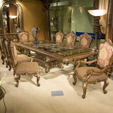<strong>Benetti's Italia</strong> Regalia 9 Piece Dining Set