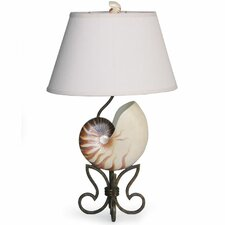 <strong>Island Way</strong> Nautilus Table Lamp
