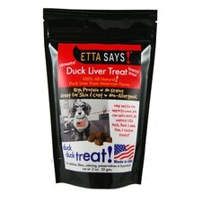 2-oz. Ultimate Duck Liver Dog Treat