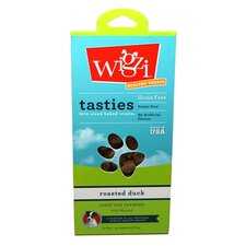 6-oz. Tastie Bites Roasted Duck - Bite Sized Baked Dog Treat