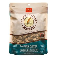 Tricky Trainers Crunchy Salmon Flavor Training Dog Treat