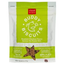 Buddy Biscuits Roasted Chicken Flavor Soft & Chewy Dog Treat