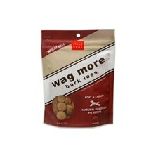 Wag More Bark Less Pumpkin Pie Soft & Chewy Dog Treat