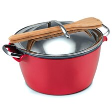 Essentials 5-qt. Stock Pot with Lid