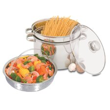 8-qt. Multi-Pot Set with Lid