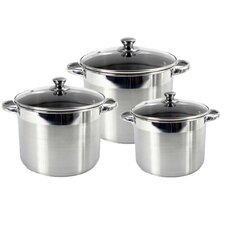 Pot Set with Lids
