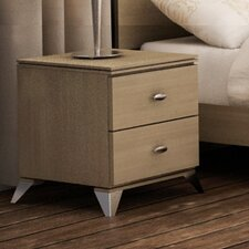 Fraser 2 Drawer Nightstand