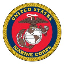US Armed Forces Marines Wall Hanging