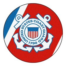 US Armed Forces Coast Guard Wall Hanging