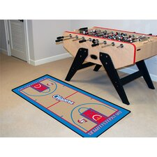 NBA Novelty Court Mat