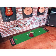 NBA Novelty Putting Mat