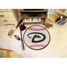 <strong>FANMATS</strong> MLB Novelty Baseball Mat