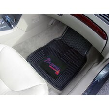 MLB 2 Piece Novelty Car Mats