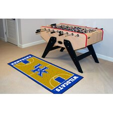 NCAA Basketball Court Novelty Mat