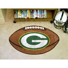NFL Novelty Football Mat