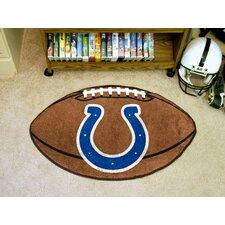 NFL Novelty Football Mat
