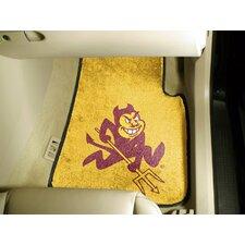 NCAA 2 Piece Novelty Car Mats