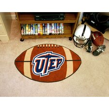 NCAA UTEP Football Mat