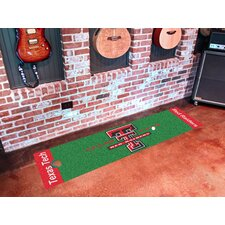 NCAA Golf Putting Green Mat