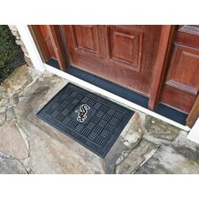 MLB Medallion Doormat