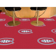 "<strong>FANMATS</strong> NHL Team 18"" x 18"" Carpet Tile"