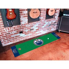 NHL Novelty Putting Mat