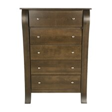 <strong>Kidz Decoeur</strong> Augusta 5 Drawer Chest