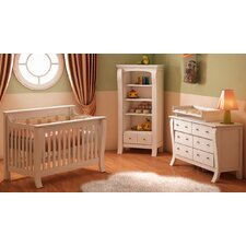 Augusta 3-in-1 Convertible Crib Set