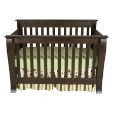 Augusta 3-in-1 Convertible Nursery Set