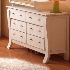 <strong>Kidz Decoeur</strong> Augusta 3 Drawer  Dresser